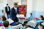"""Bakan Özer, """"Dönüşümle Eğitime 6 Milyon Defter"""" etkinliğine katıldı"""