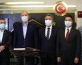 Süleyman Soylu güvenlik toplantısı için Adana'da