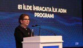 """""""Ülke genelinde ihracat seferberliği başlatıyoruz''"""