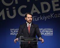 Bakan Albayrak Enflasyonla Topyekün Mücadele Programı'nı açıkladı