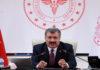 Türkiye'de koronavirüs'ten can kaybı 425 oldu
