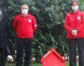 Şanlıurfa'da hayvanları korumak için barınak yapıldı