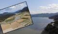 Balık tutulan baraj tarım arazisine döndü