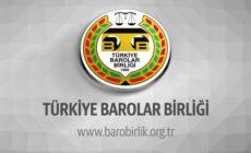 Türkiye Barolar Birliği Müzeyyen Boylu'nun öldürülmesini kınadı