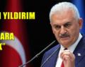 Başbakan Yıldırım: Önemli anlaşmalara imza attık