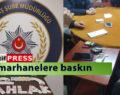 Bursa'da operasyon