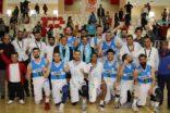Basketbol takımı, play-off'da avantajı yakaladı