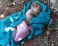 Camii bahçesinde yeni doğmuş bebek bulundu