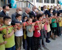 Aydınlık, Birecik'te okulların açılış törenine katıldı