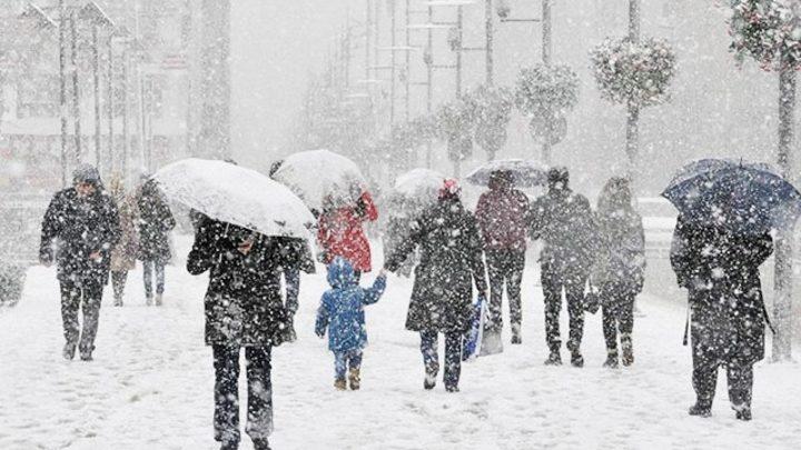 Bitlis'te kar nedeniyle eğitime bir gün  ara