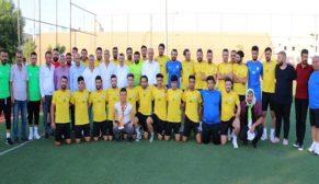 Spor Toto Bölgesel Amatör Lig fikstür çekimi yapıldı