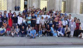 Şanlıurfalı gençler, uluslararası gençlik çalıştayında