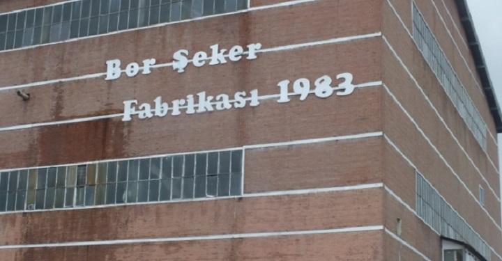 İhale yapıldı: Bor Şeker Fabrikası satıldı