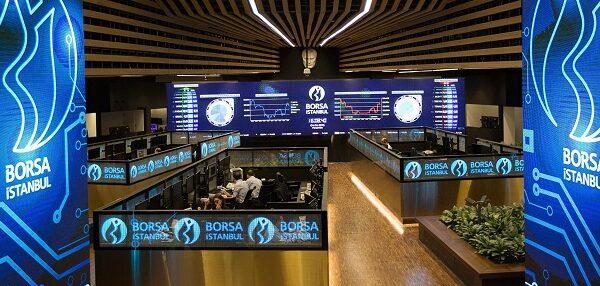 Borsa ilk yarıda yükselişe geçti