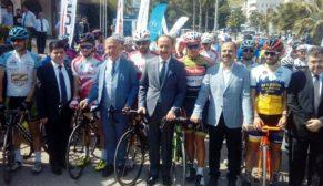 Mezopotamya Bisiklet Turu, Balıklıgöl'den start aldı