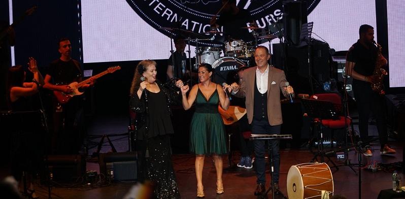 ''Bursa Festivali''nde türkü şöleni