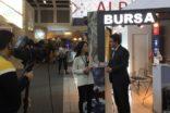 Berlin Uluslararası Turizm Fuarı'na Bursa ve Göbeklitepe standı