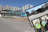 Canpolat, Karşıyaka semt pazarı projesini inceledi