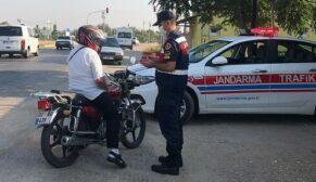 195 araç ve sürücüye ceza yağdı