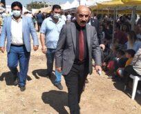 CHP Heyeti Kısas'ta aşure etkinliğine katıldı
