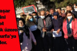 CHP Heyeti'nden Şenyaşar, Ailesine ziyaret