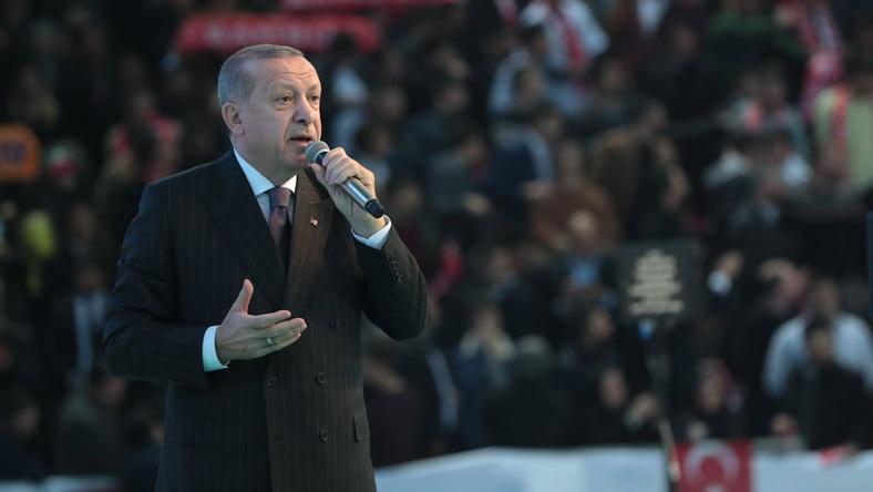 Cumhurbaşkanı Erdoğan seçim manifestosu'nu açıkladı