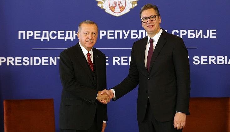 Türkiye ve Sırbistan arasında 9 anlaşma