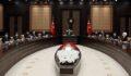 Cumhurbaşkanı Erdoğan, ABD Müslüman Organizasyonları Konseyini kabul etti