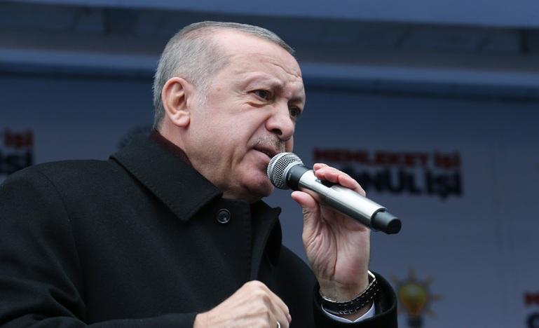 """""""Edirne'yi taşkınlardan korumak için Projeyi hayata geçiriyoruz"""""""