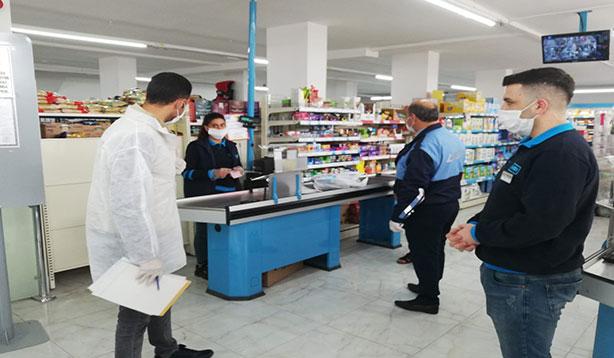 Şanlıurfa'da koronavirüs uygulaması devam ediyor
