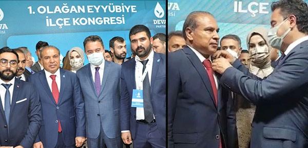 Meclis üyesi Kızılelma Deva Partisi'ne katıldı