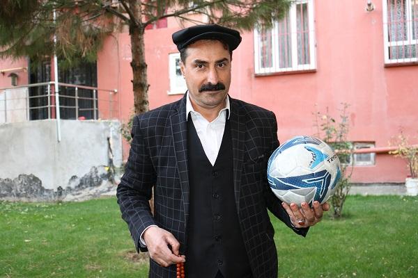 Diyarbakır'ın Jose Mourinho'su