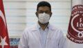 Şanlıurfa'da sağlık çalışanlarının Covid-19'la mücadelesi