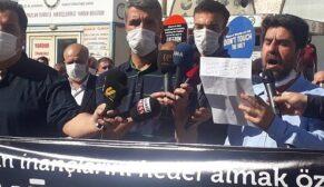 Şanlıurfa'daki STK'lardan Macron'a tepki