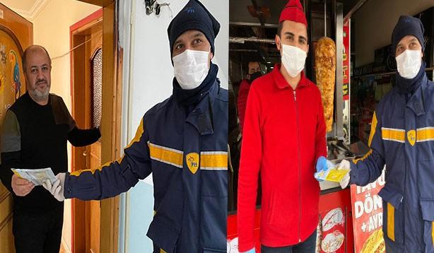 E-devlet üzerinden maske dağıtımı başladı