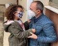 Türkiye'yi ağlatan Ecem babasına kavuştu