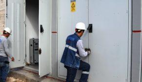 Viranşehir'de hırsızlar kablolara dadandı