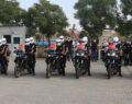 Eğitimlerini tamamlayan 33 polis göreve başladı