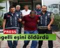 Antalya'da dehşet