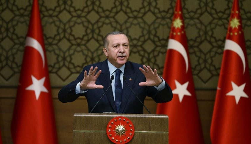 Erdoğan: Manifestomuzu açıklayacağız