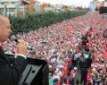 """""""İstanbul'u dünyanın en önemli metropollerinden biri hâline getirdik"""""""