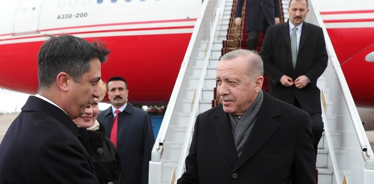 Erdoğan'dan kritik Ukrayna ziyareti