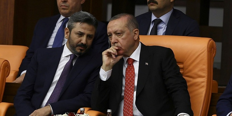 Cumhurbaşkanı Erdoğan'dan tepki: rezalet