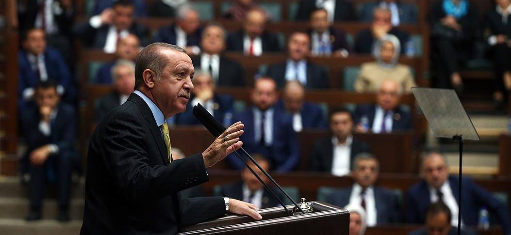 Erdoğan: Çok garip bir senaryo var ortada, bakalım neler yaşanacak