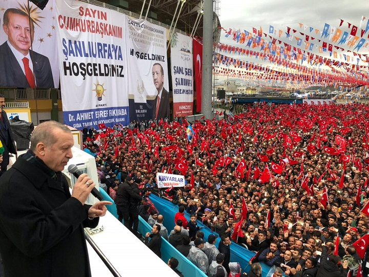 Cumhurbaşkanı Erdoğan: Urfa'ya yapılan destekler 36 katrilyon