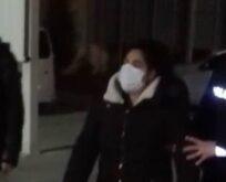 Kadir Şeker'in kurtardığı kadın uyuşturucuyla yakalandı