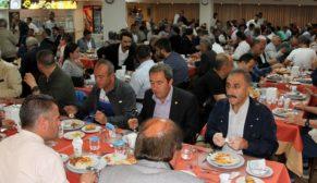 Büyükşehir'den amatör spor camiasına iftar