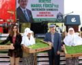 Büyükşehir'den çiftçiye 2.5 milyon marul fidesi