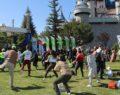 Eskişehir'de parklarda spor keyfi