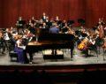 Senfonide piyano notları büyüledi